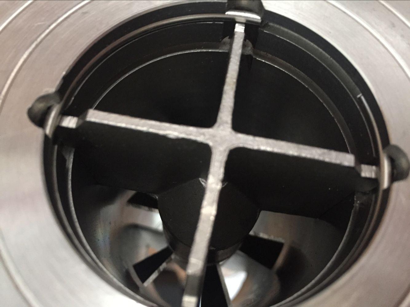 液体涡轮流量计结构